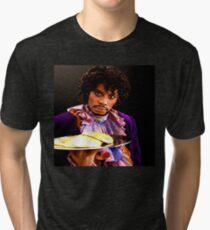 Y'all b*tches want pancakes? Tri-blend T-Shirt