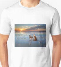 Pet Loss Sympathy/Rainbow Bridge T-Shirt