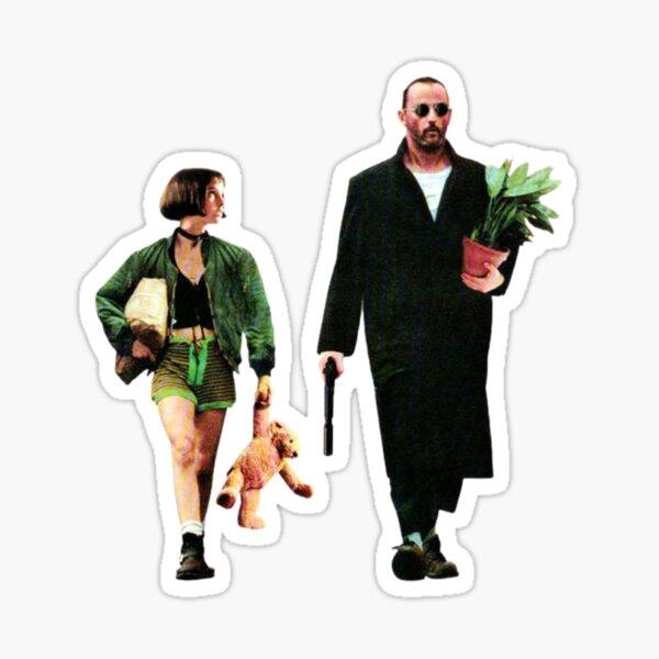 Leon Film Sticker