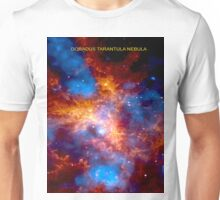 Doradus Tarantula Nebula Unisex T-Shirt