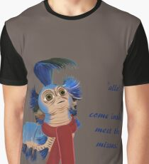 allo Graphic T-Shirt