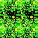 Green Twist by Aurapro Designs