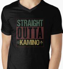 Star Wars - Straight Outta Kamino Men's V-Neck T-Shirt