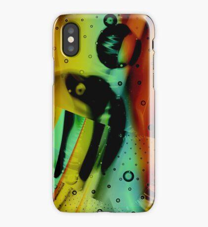 Kids Room - Fun Abstract Art iPhone Case