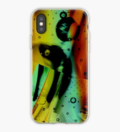 Kids Room - Fun Abstract Art iPhone Case