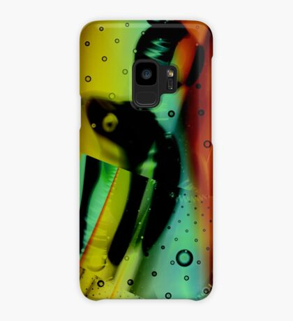 Kids Room - Fun Abstract Art Case/Skin for Samsung Galaxy