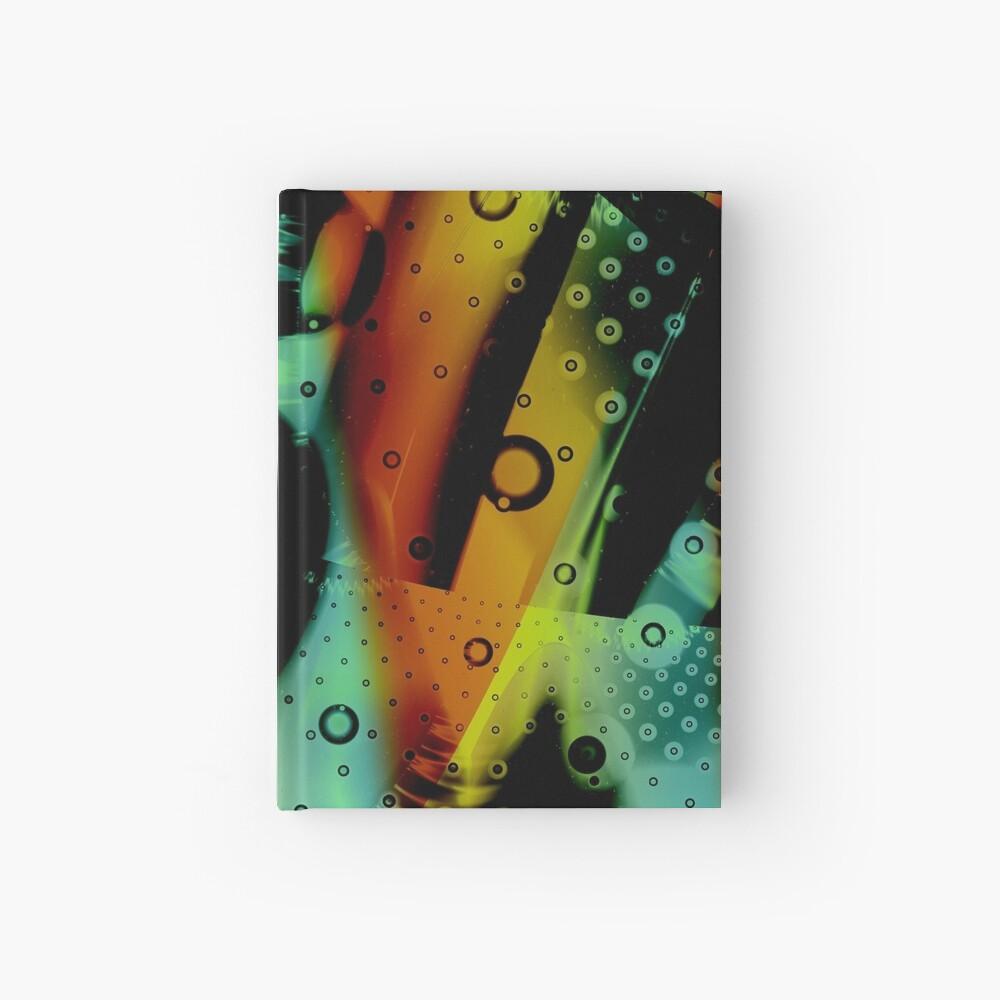 Kids Room - Fun Abstract Art Hardcover Journal