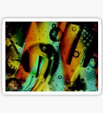 Kids Room - Fun Abstract Art Sticker