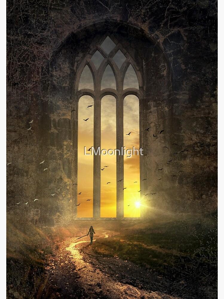 Das magische Fenster - The magic Window von LMoonlight
