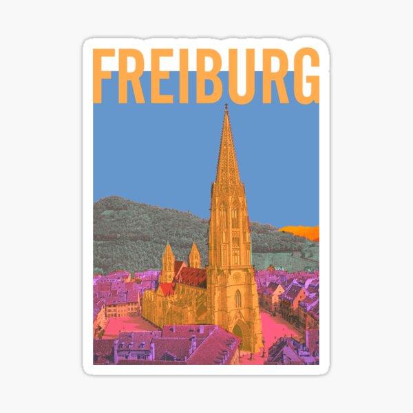 Freiburg Sticker