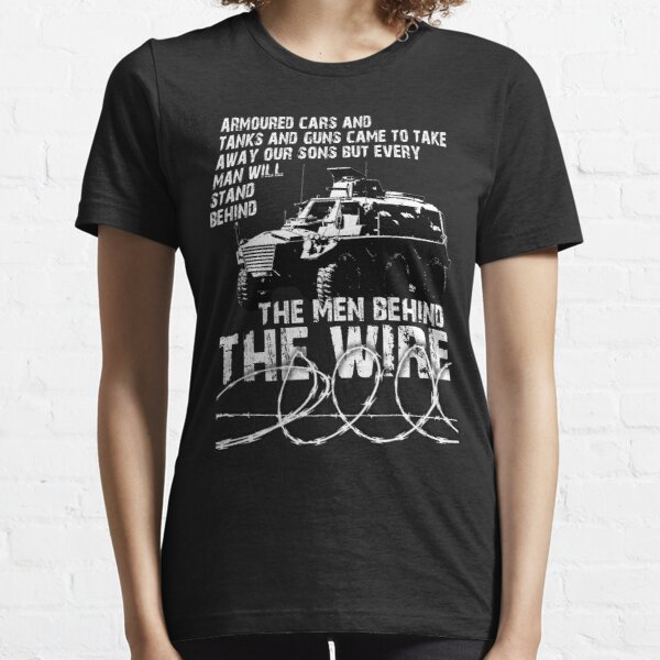 The Men Behind the Wire - Internment Ireland 1971 Essential T-Shirt