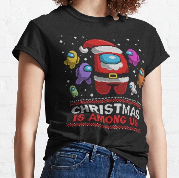 Among us Christmas  Classic T-Shirt