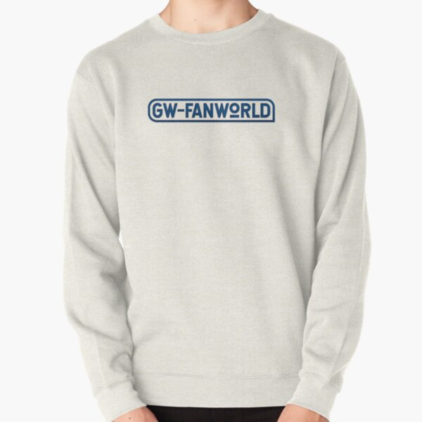 GW-Fanworld.net logo - color on white Pullover Sweatshirt