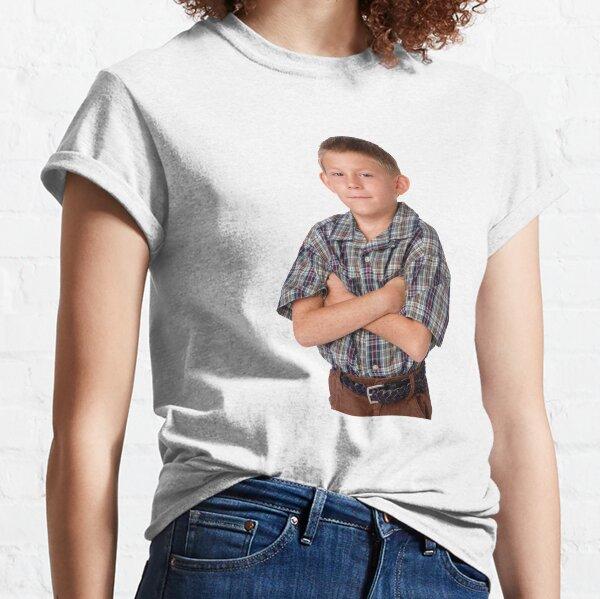 Dewey Malcolm au milieu T-shirt classique