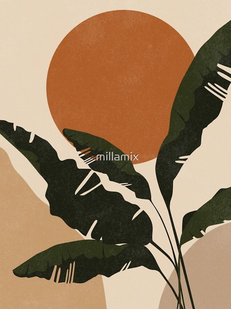 Banana Leaf by millamix