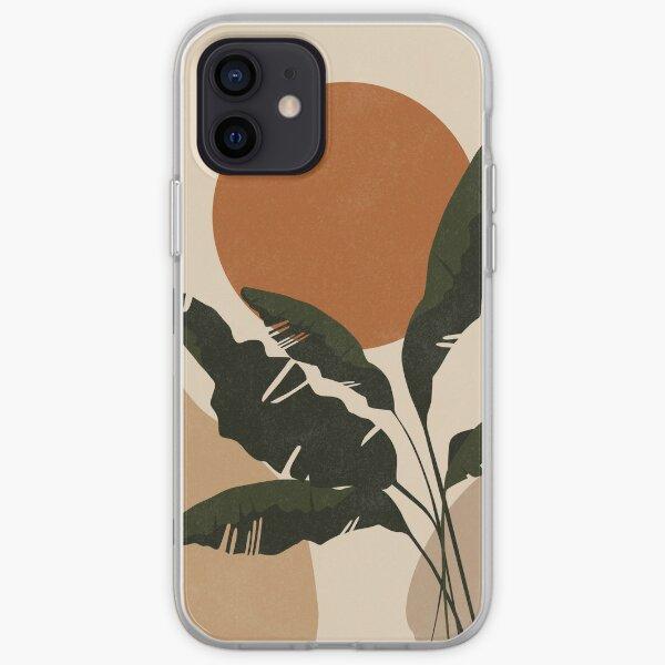 Banana Leaf iPhone Soft Case