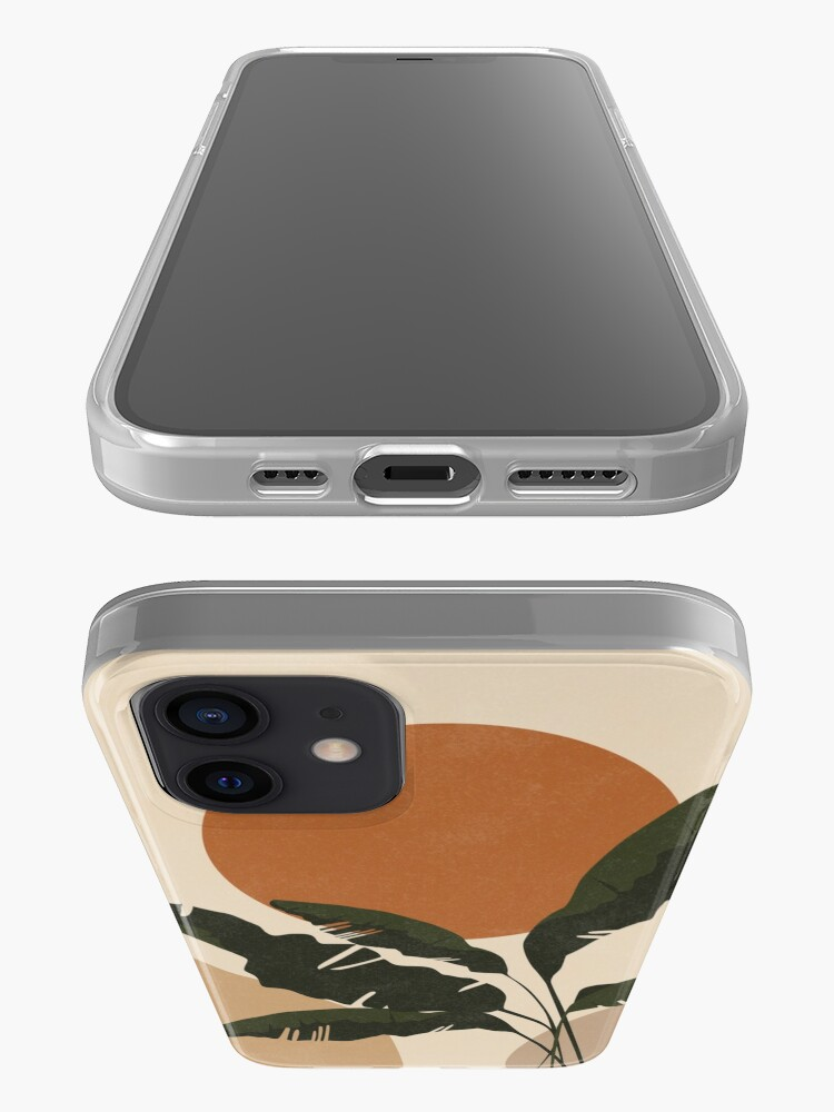 Alternate view of Banana Leaf iPhone Case & Cover
