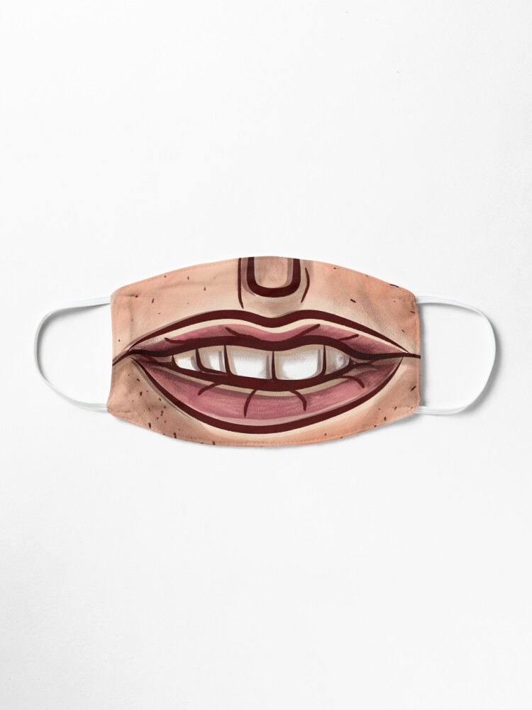 Alternate view of Funny Mouth  Mask