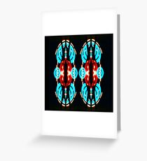 Nightcall Greeting Card