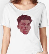 Jimmy Butler Women's Relaxed Fit T-Shirt
