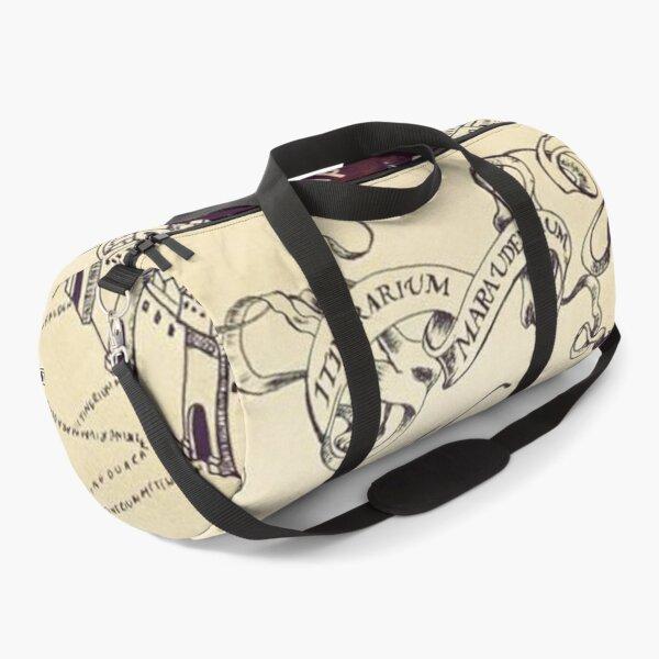 Map marauder's Duffle Bag
