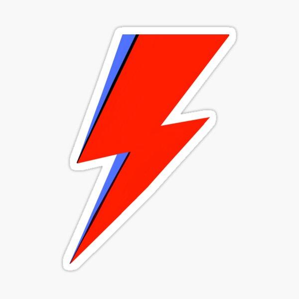 Bowie Ziggy  Sticker