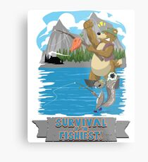Survival Metal Print