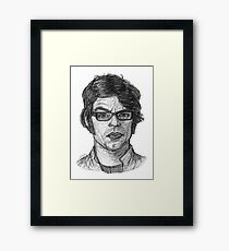 Jemaine Framed Print