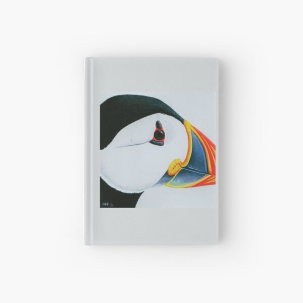 Puffin Hardcover Journal