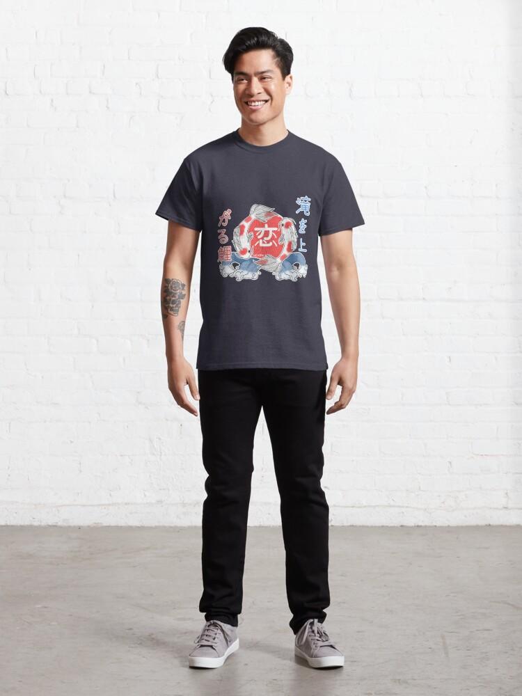 T-shirt classique ''Carpes Koï': autre vue