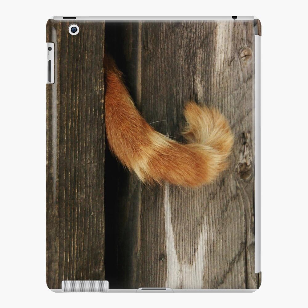 Schwanz iPad-Hülle & Skin