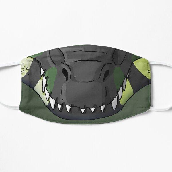 Natural T-Rex Mask Flat Mask