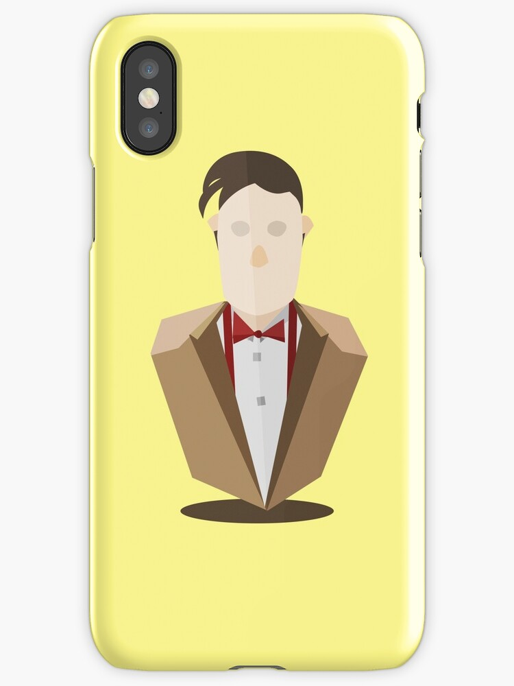 Eleventh Doctor - Yellow by fandomfactory