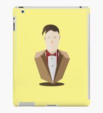 Eleventh Doctor - Yellow iPad Case/Skin