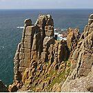 Cornish Rock by Kat Simmons