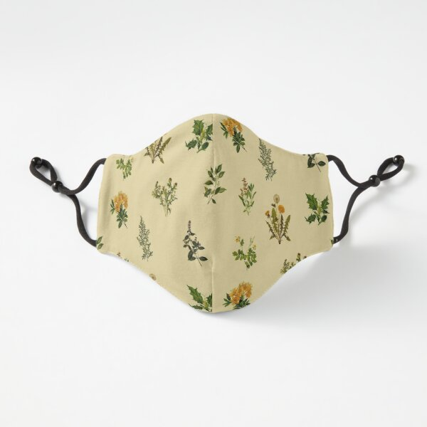 Vintage Botanical pack Fitted 3-Layer