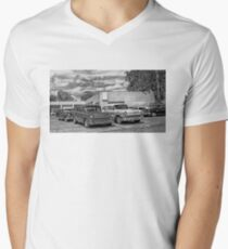 Old cars at the garage T-Shirt