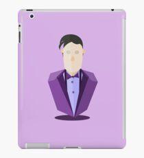 Eleventh Doctor - Purple iPad Case/Skin