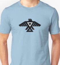 American Indian Thunderbird Totem Unisex T-Shirt