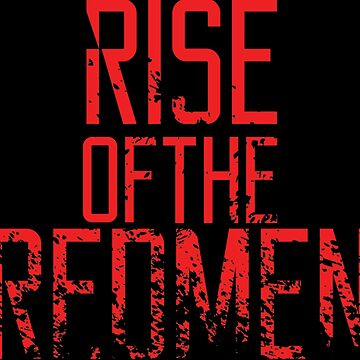 Rise of the Redmen by cbreezy