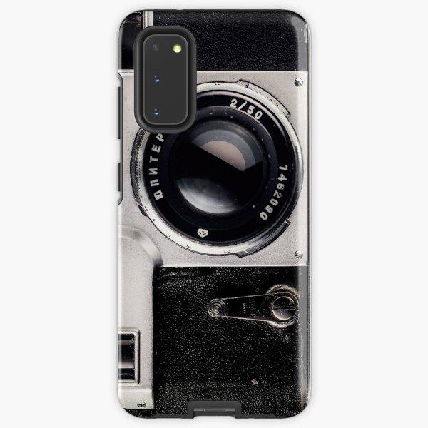 Emily in Paris Vintage Camera Samsung Galaxy Tough Case