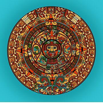 Where's Waldo? - Mayan Calendar by bonedesigns