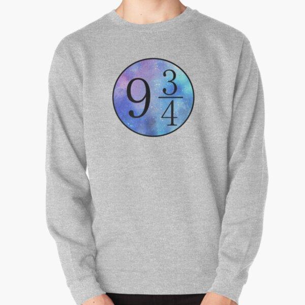 9 3/4 Pullover Sweatshirt