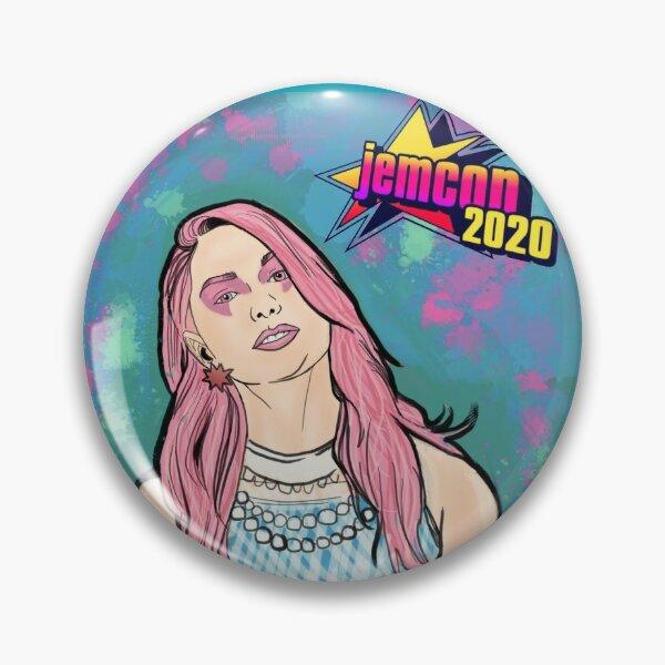 Jem Like a Dream For JemCon 2020 Souvenir Art Pin
