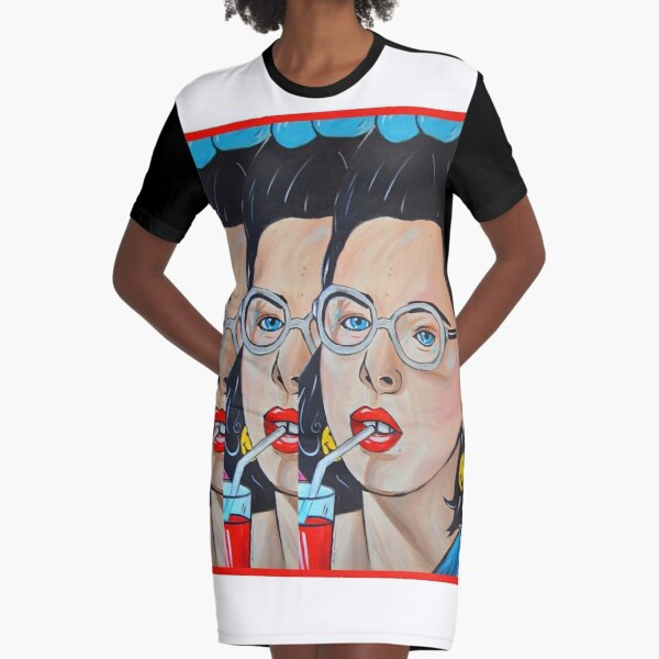 Special People Club Graphic T-Shirt Dress