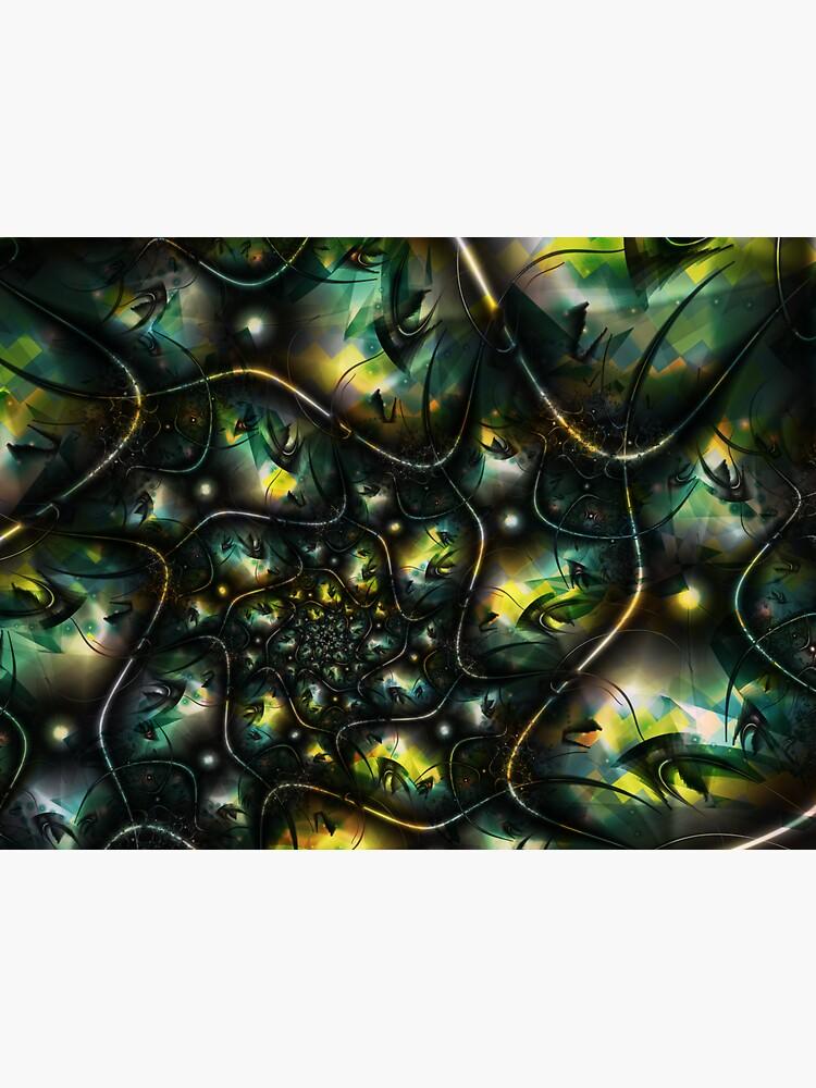 Alien Jungle by garretbohl