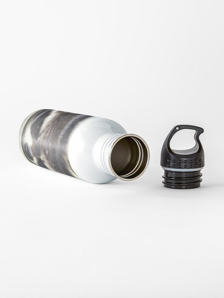 Alternate view of Tired Raccoon Water Bottle