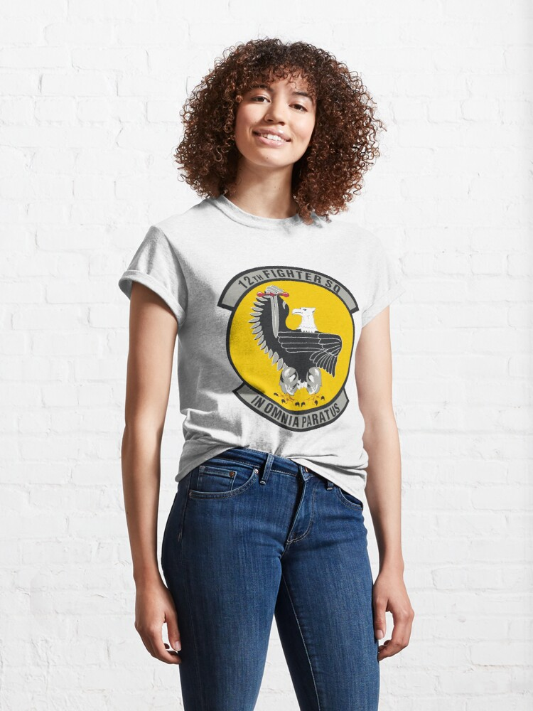 Alternate view of Model 78 - 309th Fighter Squadron Classic T-Shirt
