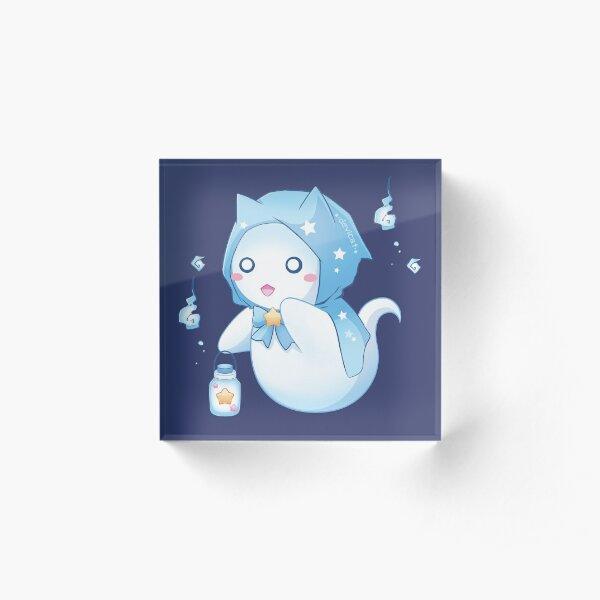 Ghost Cat - 2020 Acrylic Block