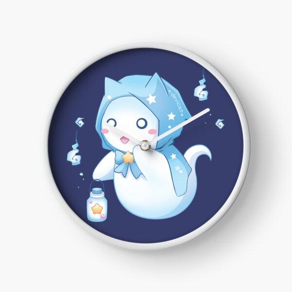 Ghost Cat - 2020 Clock